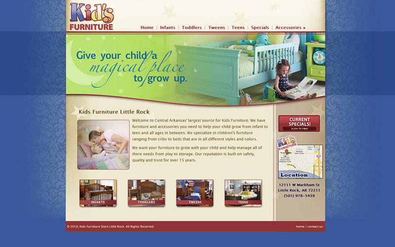 kids bedroom furniture little rock ar